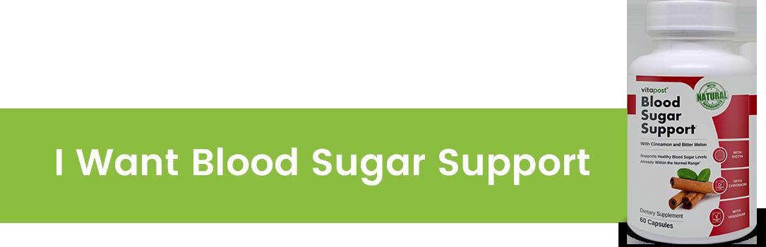 blood sugar support pills